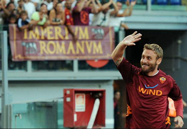Manchester City fail in £31m pursuit of Roma midfielder De Rossi