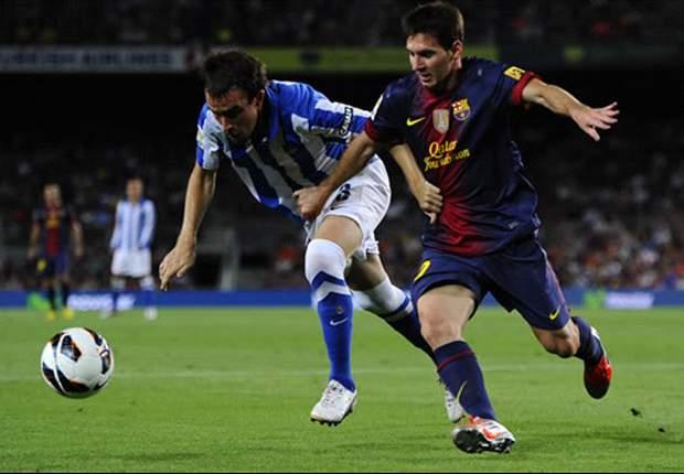 ¡Sigue en directo el Real Sociedad-Barcelona!