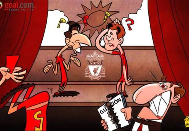 Liverpool se olvidó el libreto justo en el debut