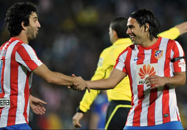 'I didn't come to replace Aguero or Forlan, but to make my own mark' - Radamel Falcao