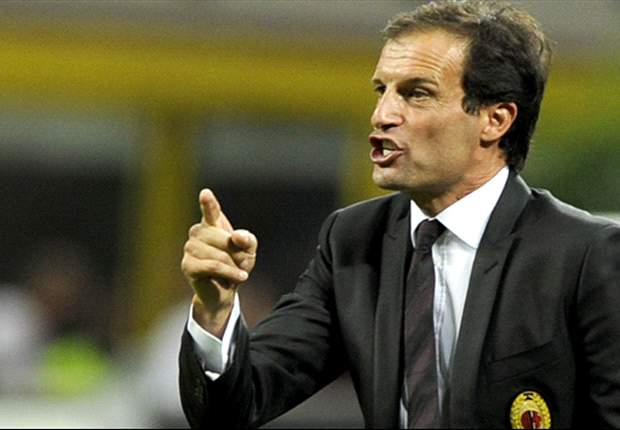 Allegri: AC Milan must improve