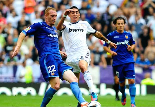 Real Madrid y Valencia jugarán tres veces seguidas en apenas siete días