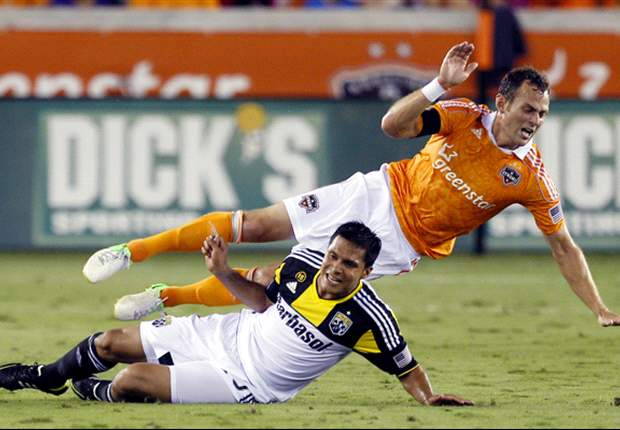 Houston Dynamo 2-2 Columbus Crew: Late Gruenebaum gift gives Dynamo home draw