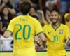 Kaka close to Brazil scoring record
