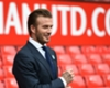 Beckham: LVG needs time at Man Utd