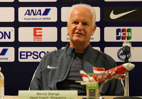 Stange: We have to win against Afghanistan