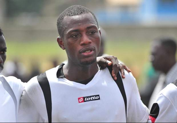 Berekum Chelsea's Abdul Basit upbeat about playing in the German Bundesliga soon