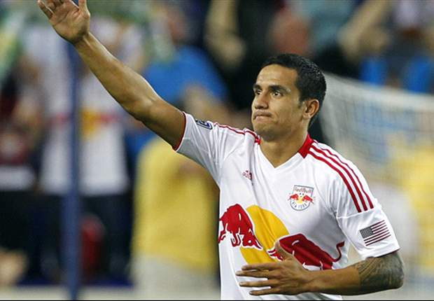 Red Bulls' Cahill out 3-4 weeks with torn PCL
