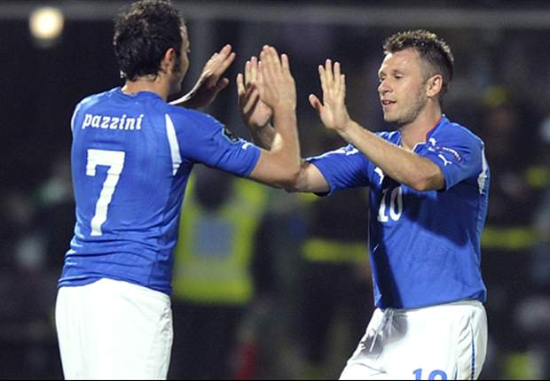 The door is always open for Cassano, insists Prandelli