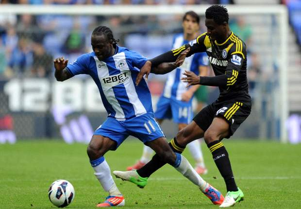 Di Matteo looking forward to working with Moses at Chelsea