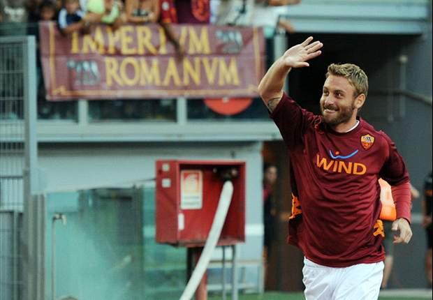 De Rossi's Manchester City snub restores faith in loyalty again