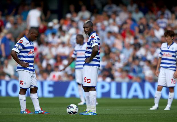 QPR relegation struggle out of the question, insists chief executive