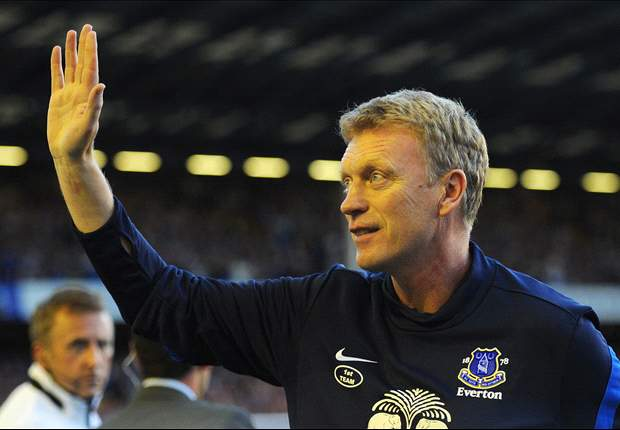 Everton will be a force to be reckoned with this season, warns Moyes after Manchester United win