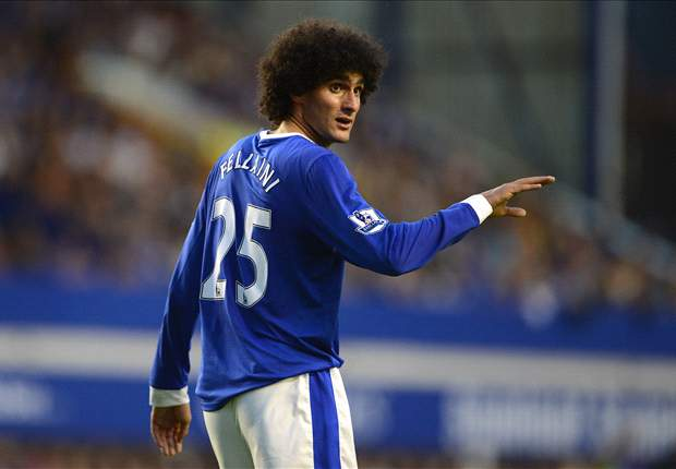 Marouane Fellaini Ingin Tinggalkan Everton