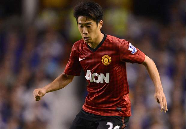 Manchester United's Kagawa wins inaugural International Asian Player of the Year