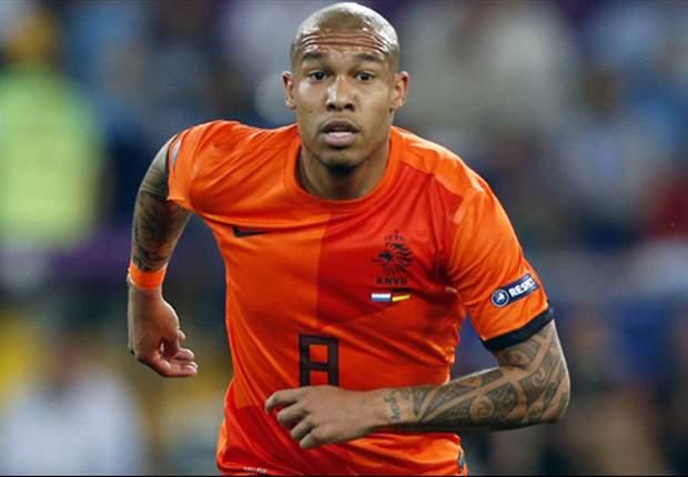 De Jong praises Van Gaal impact on Netherlands