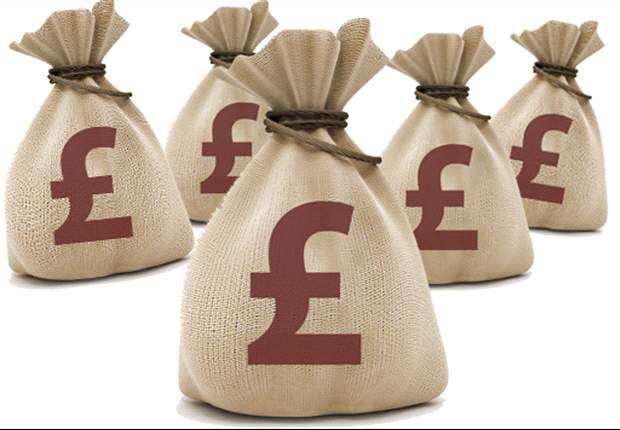 Los salarios en Inglaterra subieron un 1500% en 20 años