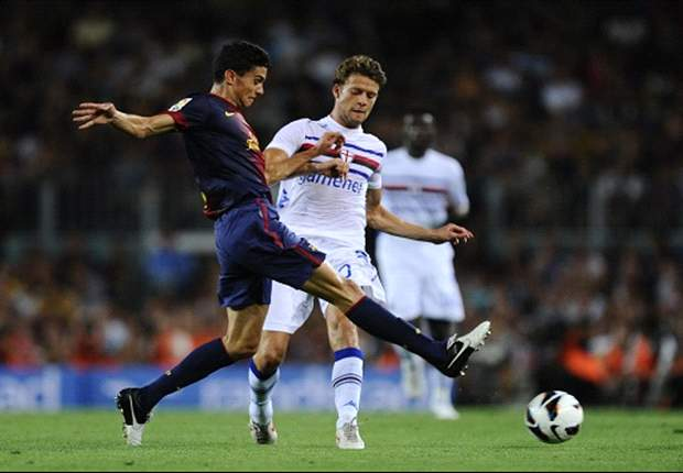 Meet Tottenham target Marc Bartra, Barca's new Pique and the man