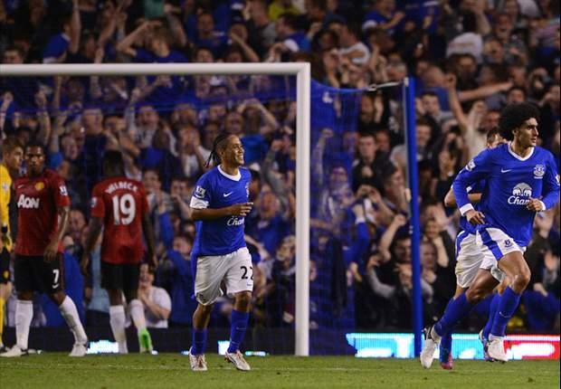 Marouane Fellaini Diragukan Tampil Kontra Manchester United