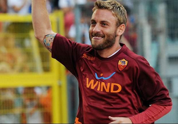 Transferts - De Rossi: «J'ai décidé de rester»