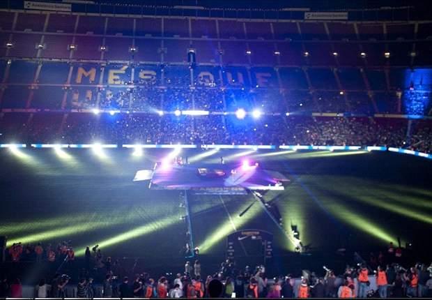 Real Madrid quer final da Copa do Rei no Camp Nou
