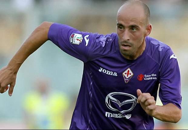 """Borja Valero vuol fare felici i tifosi della Fiorentina: """"Non si parla d'altro, dobbiamo vincere"""""""