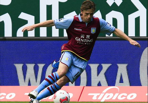 Aston Villa new-boy Holman savouring 'intensity' of Premier League