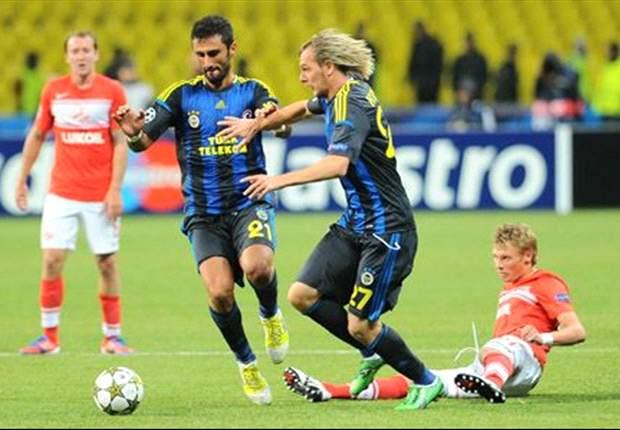 UEFA untersagt Fenerbahce das Tragen eines Trauerflors gegen Moskau