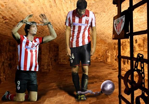 Fernando Llorente y Javi Martínez, encadenados al Athletic de Bilbao