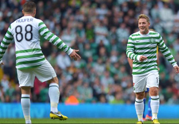 Celtic 3-0 Hibernian: Commons double sees Hoops edge closer to the title
