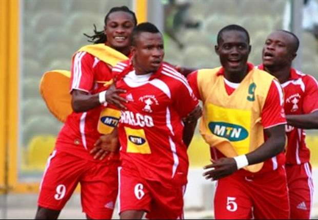 Ghana league champions Asante Kotoko stand tall in Super Cup match against New Edubiase United