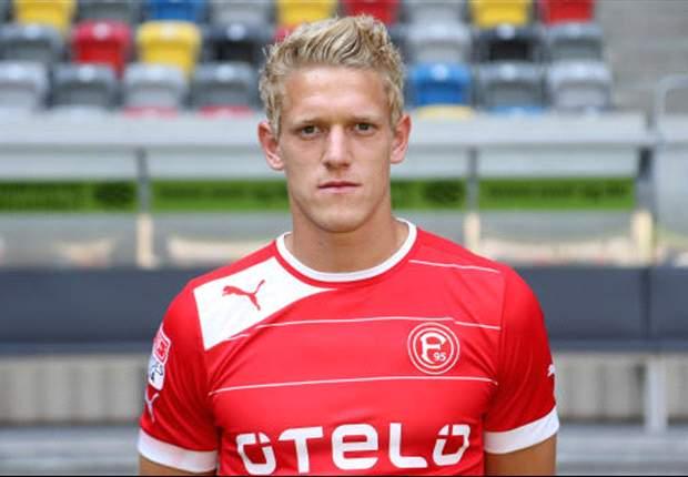 Hertha BSC verpflichtet Düsseldorfer Johannes van den Bergh
