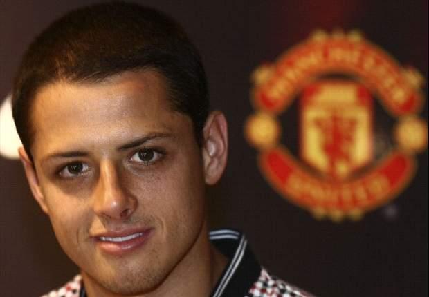 'Chicharito', único jugador que promedia gol por encuentro en la Premier League