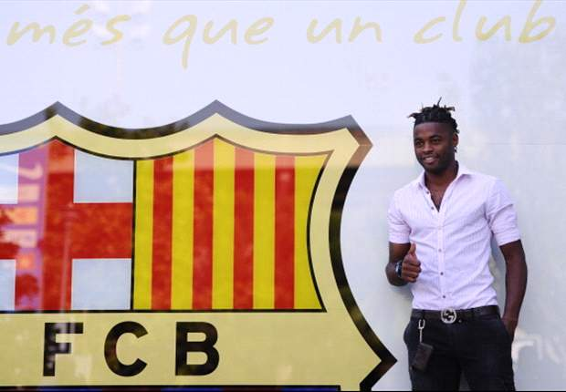 Alex Song Siap Kapanpun Bela Barcelona