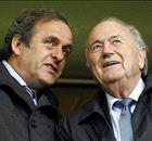 FIFA: Blatter & Platini suspended