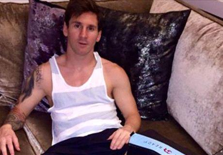¿Qué quiso decir Messi?
