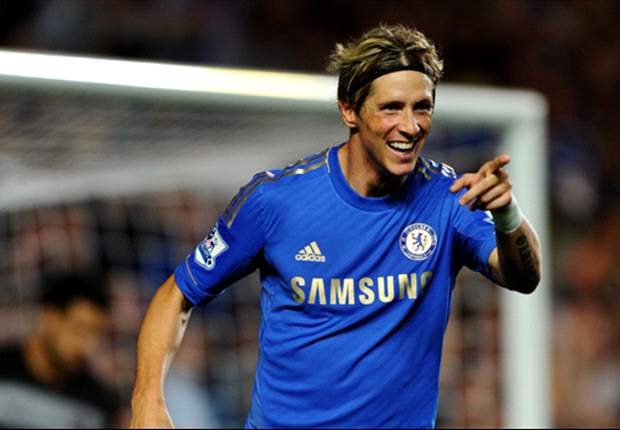 Torres: Being Chelsea's first-choice striker has boosted my confidence