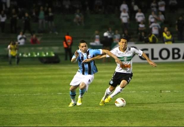 Pará assina contrato de três anos com o Grêmio