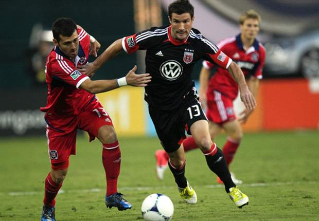 D.C. United signs Chris Pontius to new contract