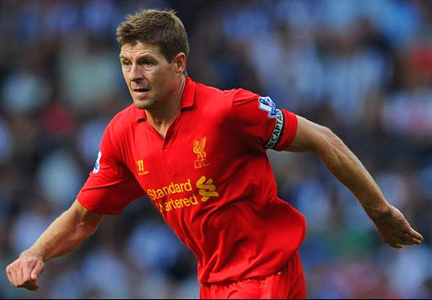 Rodgers hails Gerrard ahead of landmark 100th England cap