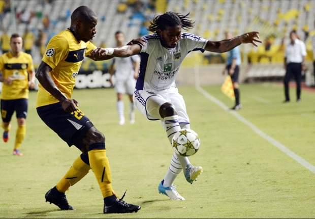 Anderlecht 2-0 AEL Limassol: Mbokani e Iakovenko consuman la remontada in extremis