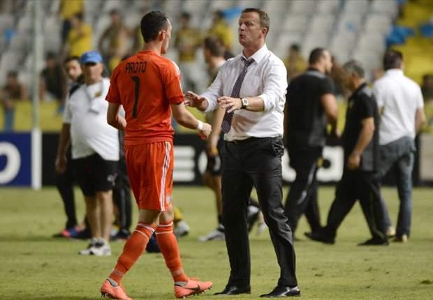 Limassol te sterk voor Anderlecht