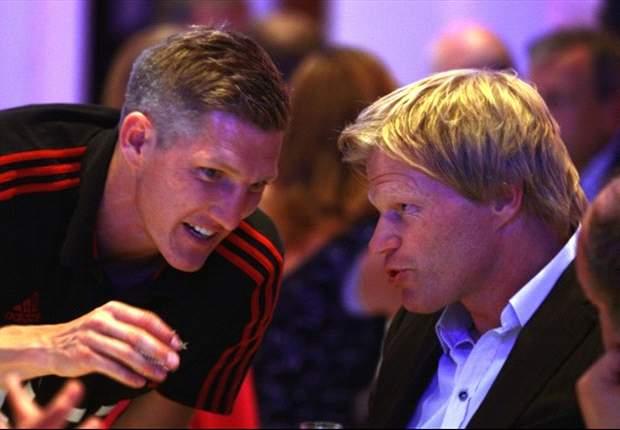 Kahn verteidigt Schweinsteiger, will keinen neuen Stürmer für Bayern