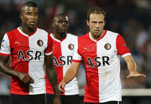 Feyenoord wil reserves verhuren