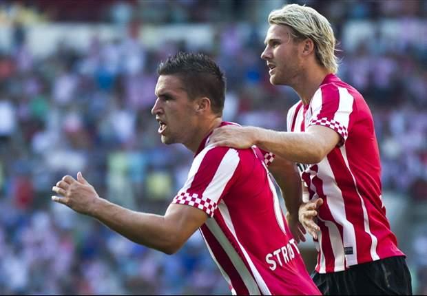 PSV maakt return tot formaliteit