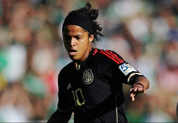 Giovani dos Santos: Jonathan can succeed at Barcelona