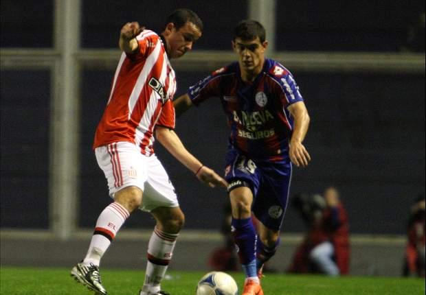 Luis Aguiar se desgarró y no podrá jugar por tres semanas
