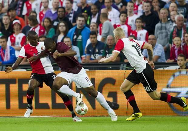 Klose trifft für Lazio, Feyenoord muss bangen, Bilbao und PSV siegen klar