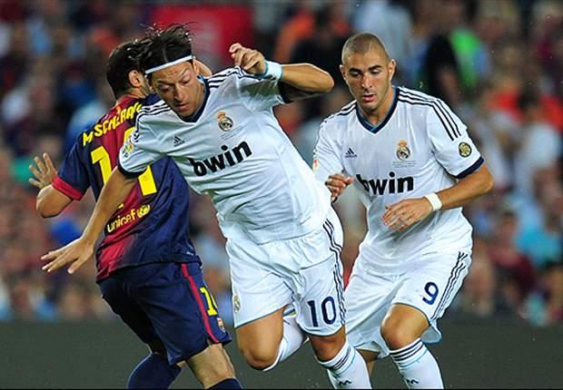 """Lionel Messi dreht """"El Clasico"""" aus elf Metern"""