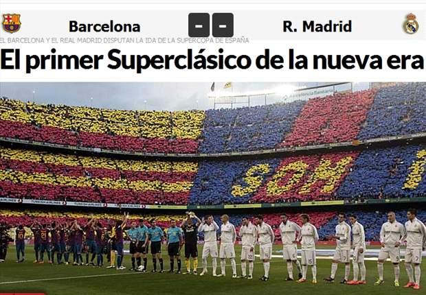 Barcelona quer consultar sócios do clube sobre futuro do Camp Nou